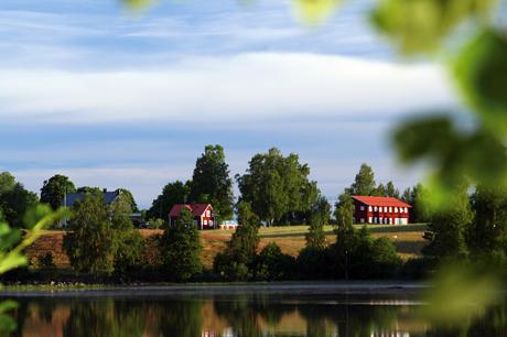 Acem retreat centre Lundsholm, Sweden