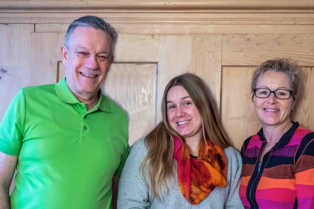 Strömberg family