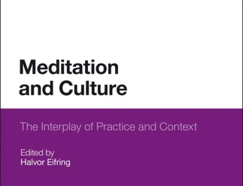 In and out of Context: Contemporary Perspectives on Meditation