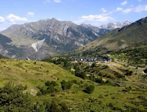 Meditation in the Spanish Pyrenees
