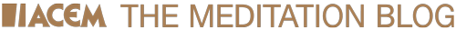 The Meditation Blog Logo