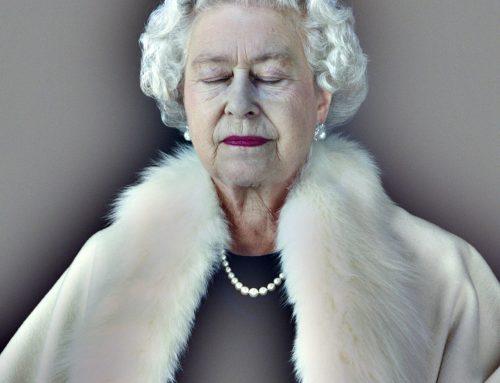 Meditating Queen