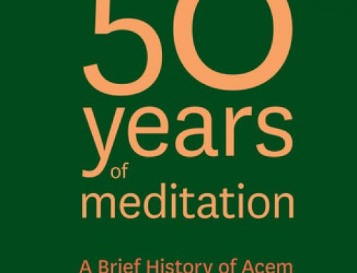 New book: A first on the history of Acem