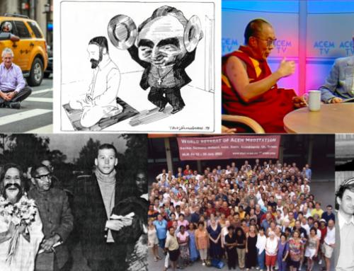 Webinar: New visions of meditation